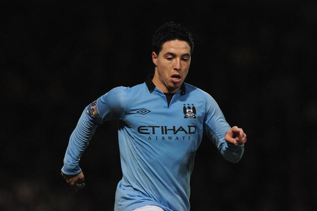 Manchester City: Why Samir Nasri No Longer Deserves to Start