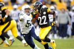 Steelers Cut RB Chris Rainey After Arrest