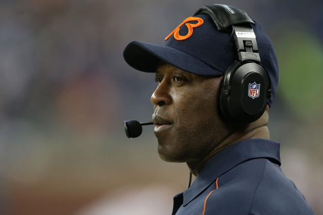 Lovie Smith to Interview with San Diego Chargers