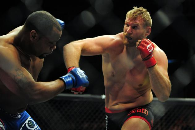 Making a Case That Josh Barnett Should Move to the UFC