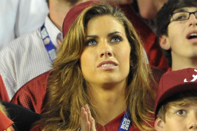Katherine Webb Rumored To Be Appearing in Upcoming SI Swimsuit Issue