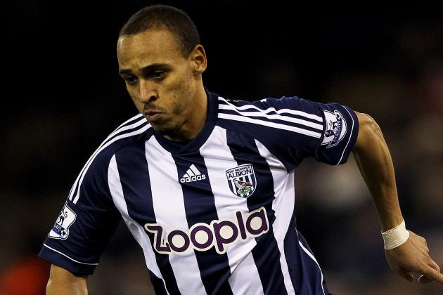 QPR Lodge Peter Odemwingie Enquiry with West Bromwich Albion