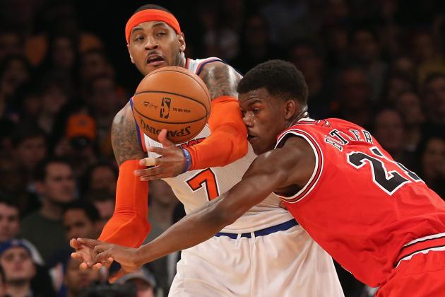 Chicago Bulls vs. New York Knicks: Preview, Analysis and Predictions