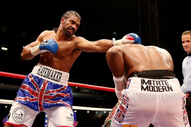 David Haye Will Redeem Himself in 2013 -2014 : The Reasons Why