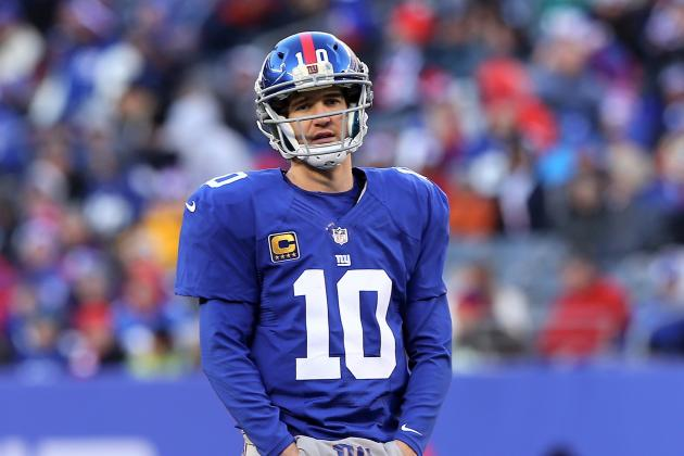 Five Giant issues: Eli Manning