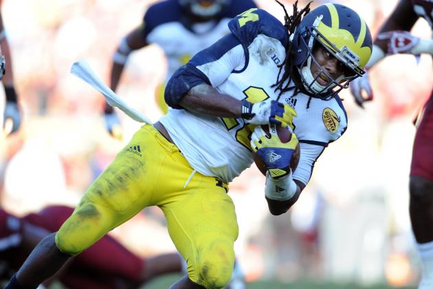 Debate: What Position Should Denard Play in the NFL?