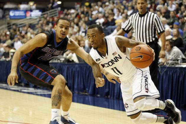 UConn Huskies Face Tall Task with Trip to South Bend to Face Notre Dame