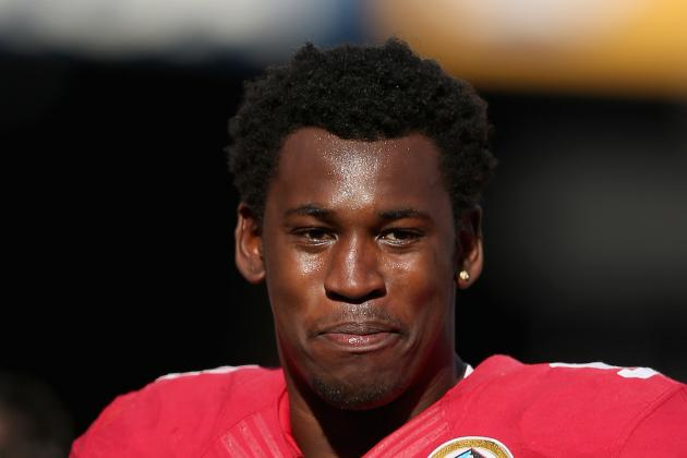 Is Aldon Smith Just as Injured as Justin Smith?