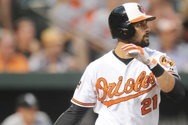 "Nick Markakis Is ""good to Go"" for Spring Training"