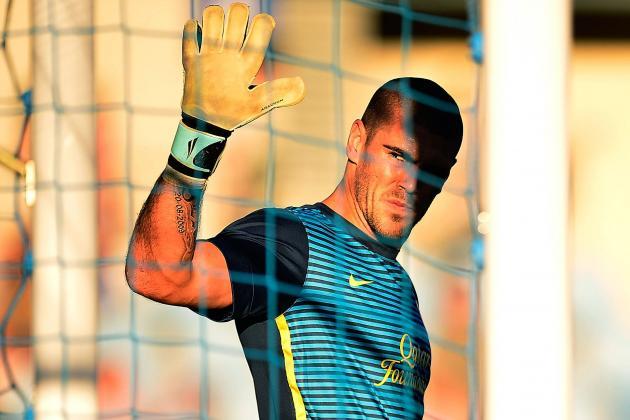 Agent Denies Valdes-Barca Talks