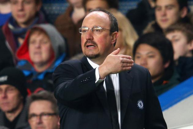 Rafa Benitez Tops Poll to Succeed Jose Mourinho at Real Madrid