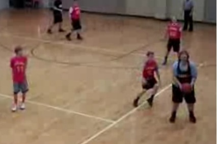 Kid Hits Best Buzzer-Beater Ever