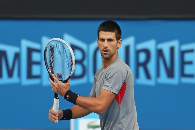 Novak Djokovic: Why Djoker Will Sweep the Grand Slam Tournaments in 2013