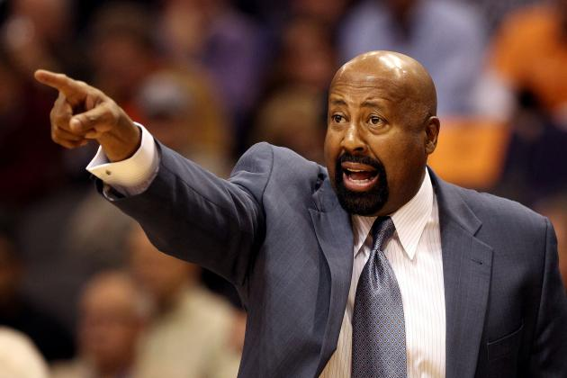 Bulls vs. Knicks: How Mike Woodson Attacks Bulls' D Without Raymond Felton