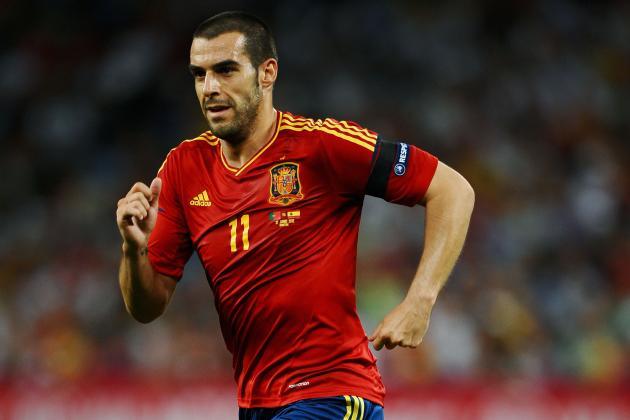 Tottenham Hotspur Transfer Rumours: Scouting Alvaro Negredo