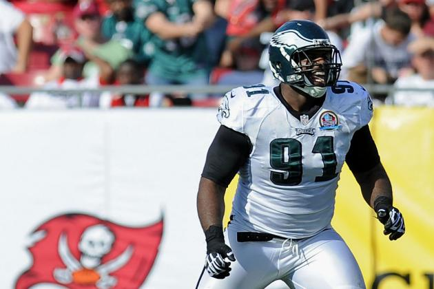 Eagles' Fletcher Cox named to PFW/PFWA All-Rookie Team