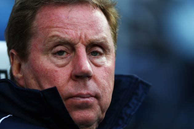 Harry Redknapp Should Not Be Allowed to Spend in January