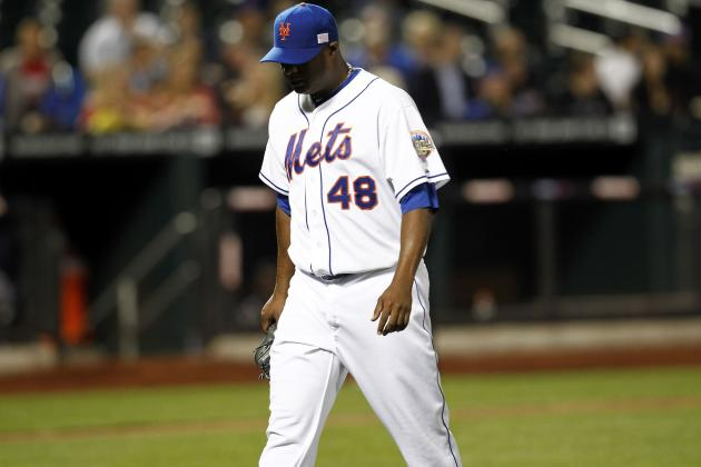 Alderson: Francisco Is Mets Closer for Now