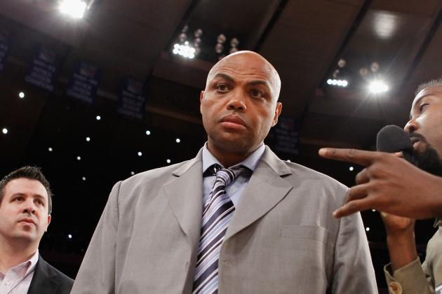 Charles Barkley: Pacers, Bulls Can Beat the Heat
