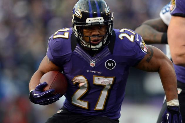 Baltimore Ravens Star RB Ray Rice Has Denver Broncos Expecting the Best