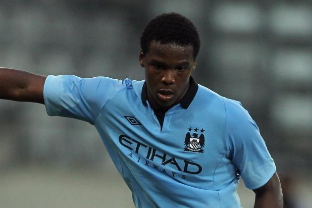Nottingham Forest, Bolton Are Chasing Man City Defender Dedryck Boyata
