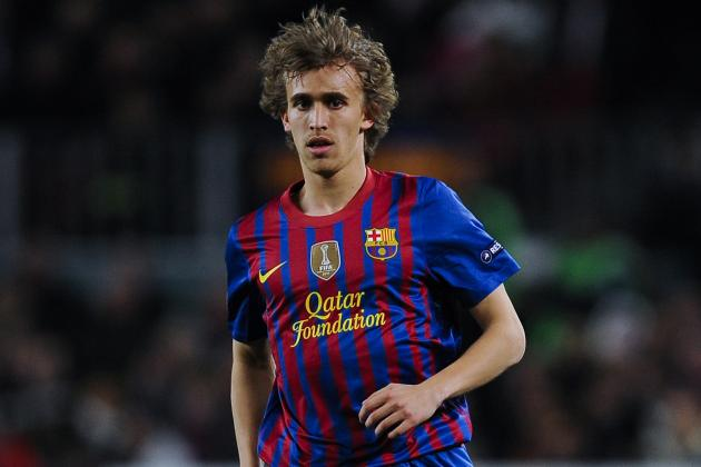 La Masia Spotlight: Marc Muniesa, the Next Carles Puyol