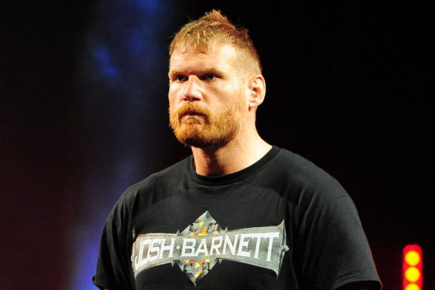 Illness Forces Josh Barnett to Delay Fight Week