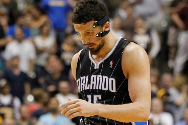 Hedo Turkoglu Is Still Bothered by His Left Hand