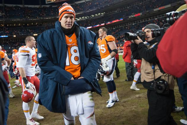 Can Peyton Manning Break Cold Spell?