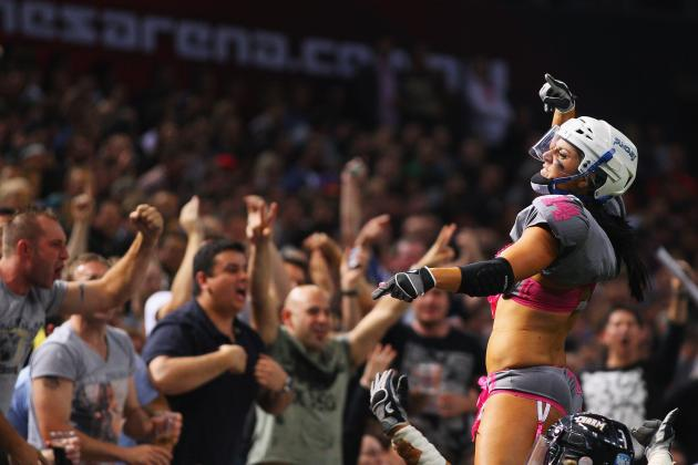 Legends Football League: Scrapping Lingerie Will Help League's Credibility