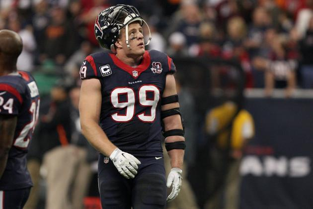 Bill Belichick: J.J. Watt Can Ruin Any Play