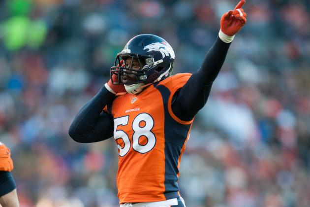 Von Miller Sports New Nickname, New Shoes