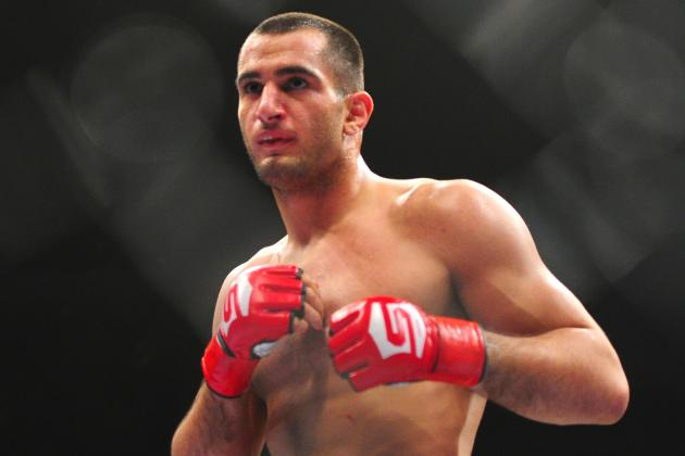 Gegard Mousasi: It's Not That Difficult for Me to Stay Focused