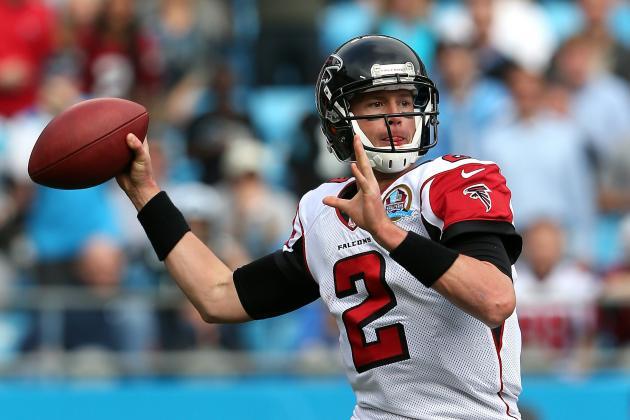 Seahawks vs. Falcons: Matt Ryan Needs 1st Playoff Win to Stop Criticism
