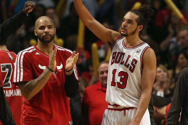 Joakim Noah, Carlos Boozer Are Thriving for Bulls