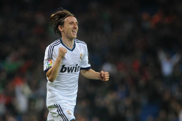 Chelsea Transfer Rumours: Luka Modric Would Be Smart Addition for Blues