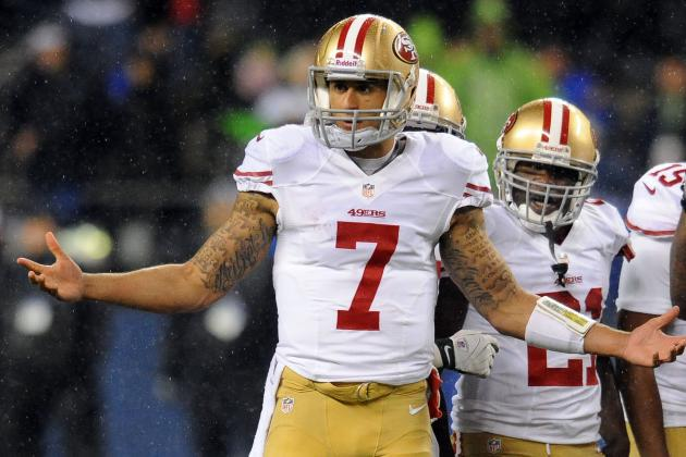 NFL Playoffs 2013: Colin Kaepernick's Play vs. Packers Will Shape 49ers' Future
