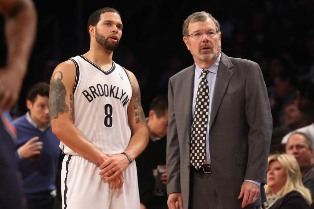 PJ Carlesimo Has Midas Touch with Brooklyn Nets' Deron Williams