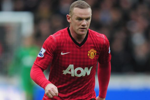 Rooney Misses out on Liverpool Clash