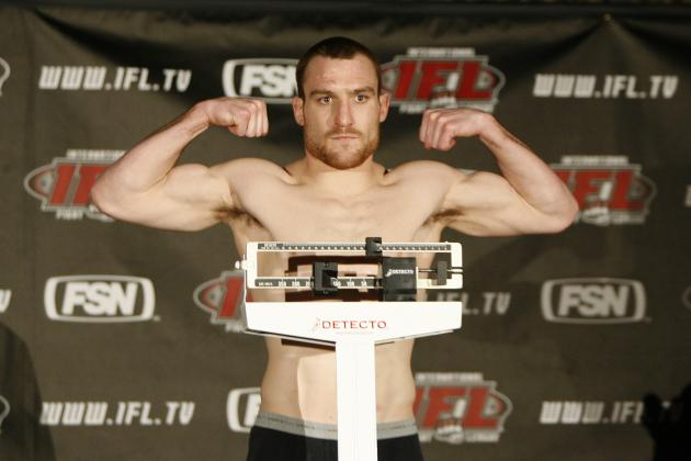 Pat Healy: 'I Don't Think He (Gilbert Melendez) Was Really That Hurt'