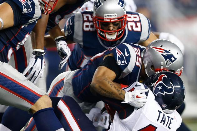 Texans Can't Keep Up with Patriots