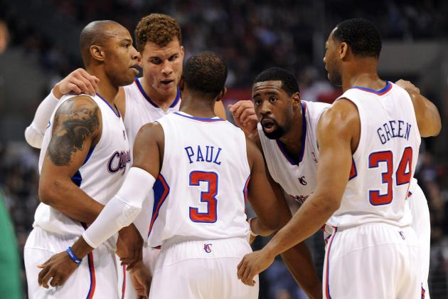 Clippers Hope to Avoid Stumble on the Road