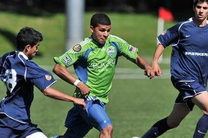 Sounders FC Signs First Homegrown Player