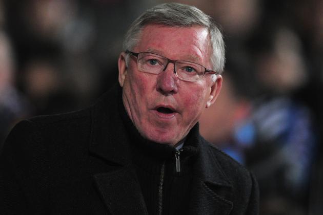 Fergie Dismisses Talk of Imminent Deals