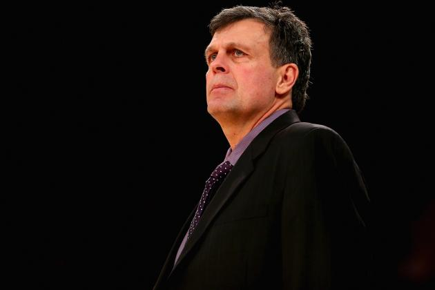 McHale Laughs at Current Trash Talk, Garnett Controversy