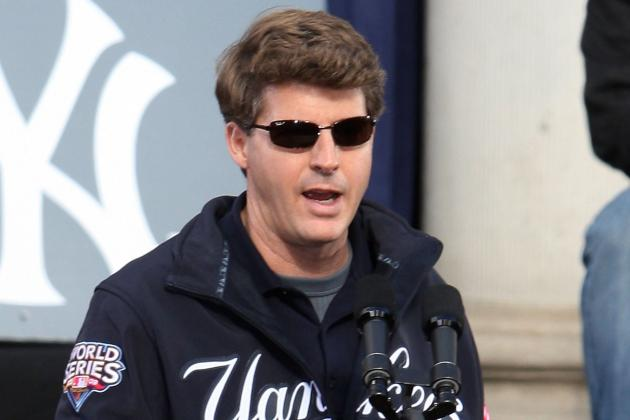 Hal Steinbrenner, New York Yankees Still Committed to Building a Winner