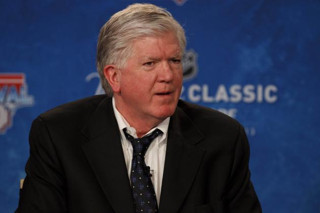 Brian Burke Fired: Burkie's Dog House Loses Its Name