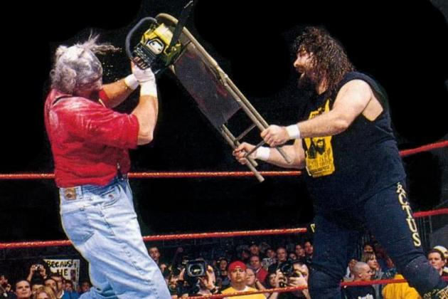 Mick Foley: Predicting Who Will Induct Hardcore Legend into WWE Hall of Fame