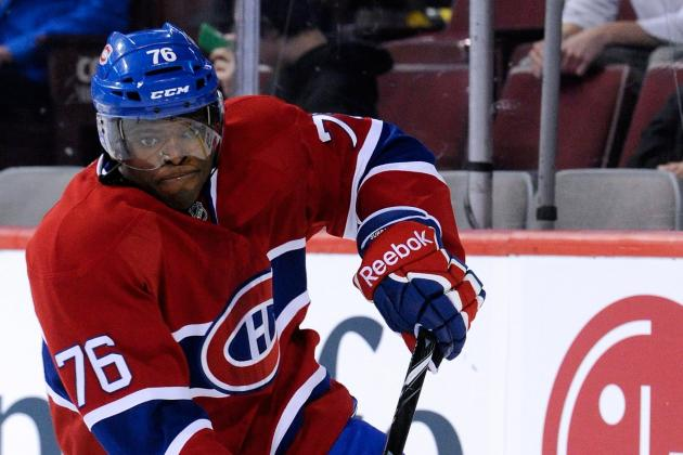 Montreal Canadiens: The Pros and Cons of Re-Signing P.K. Subban