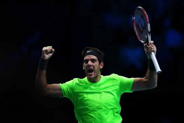 Why Juan Martin Del Potro Breaking into the Top 4 Is a Real Possibility
